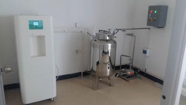 小型中央实验室纯化水机