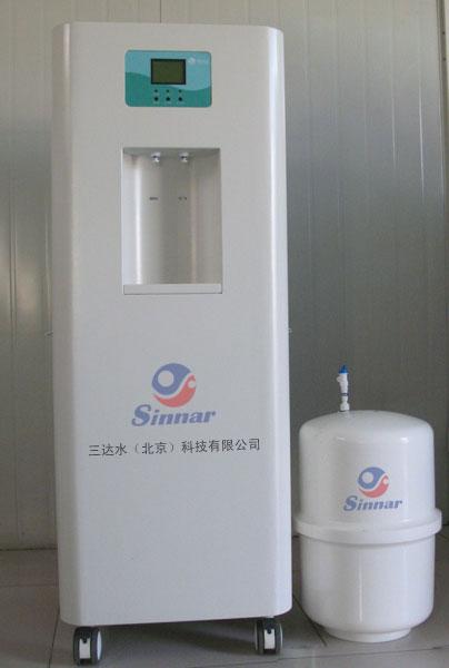 40-100L实验纯化水机